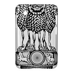 Emblem Of India Samsung Galaxy Tab 2 (7 ) P3100 Hardshell Case