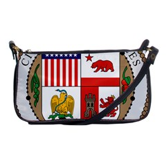 City Of Los Angeles Seal Shoulder Clutch Bags