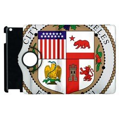 City Of Los Angeles Seal Apple iPad 2 Flip 360 Case