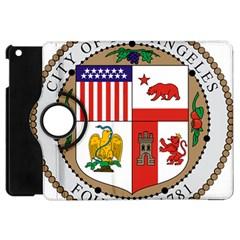 City Of Los Angeles Seal Apple iPad Mini Flip 360 Case