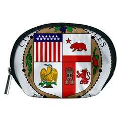 City Of Los Angeles Seal Accessory Pouches (Medium)