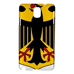 Coat Of Arms Of Germany Samsung Galaxy Note 3 N9005 Hardshell Case