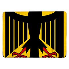 Coat Of Arms Of Germany Samsung Galaxy Tab Pro 12 2  Flip Case