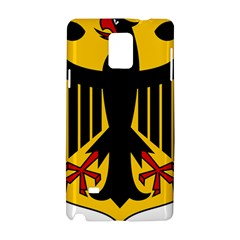 Coat Of Arms Of Germany Samsung Galaxy Note 4 Hardshell Case