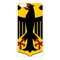 Coat Of Arms Of Germany Apple Seamless iPhone 6 Plus/6S Plus Case (Transparent)