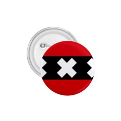 Flag Of Amsterdam 1.75  Buttons