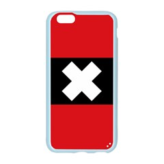 Flag Of Amsterdam Apple Seamless iPhone 6/6S Case (Color)