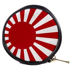 Ensign Of The Imperial Japanese Navy And The Japan Maritime Self Defense Force Mini Makeup Bags