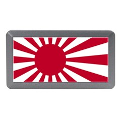 Ensign Of The Imperial Japanese Navy And The Japan Maritime Self Defense Force Memory Card Reader (mini)