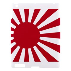 Ensign Of The Imperial Japanese Navy And The Japan Maritime Self Defense Force Apple Ipad 3/4 Hardshell Case