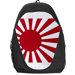 Ensign Of The Imperial Japanese Navy And The Japan Maritime Self Defense Force Backpack Bag
