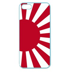 Ensign Of The Imperial Japanese Navy And The Japan Maritime Self Defense Force Apple Seamless iPhone 5 Case (Color)