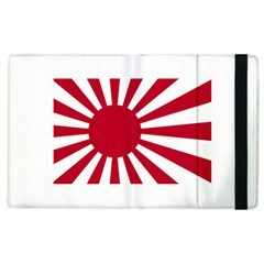 Ensign Of The Imperial Japanese Navy And The Japan Maritime Self Defense Force Apple iPad 2 Flip Case