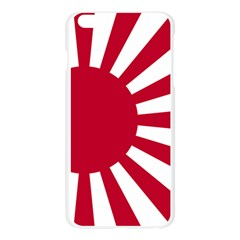 Ensign Of The Imperial Japanese Navy And The Japan Maritime Self Defense Force Apple Seamless iPhone 6 Plus/6S Plus Case (Transparent)