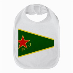 Flag Of The Women s Protection Units Bib