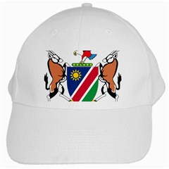 Coat Of Arms Of Namibia White Cap