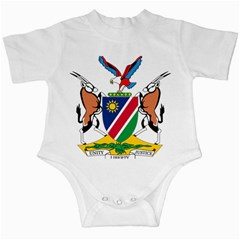Coat Of Arms Of Namibia Infant Creepers