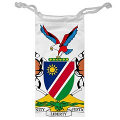 Coat Of Arms Of Namibia Jewelry Bags