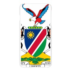 Coat Of Arms Of Namibia Apple Seamless iPhone 6 Plus/6S Plus Case (Transparent)