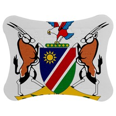 Coat Of Arms Of Namibia Jigsaw Puzzle Photo Stand (Bow)