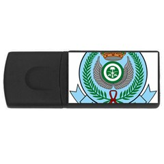 Emblem Of The Royal Saudi Air Force  USB Flash Drive Rectangular (2 GB)