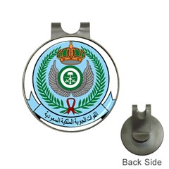Emblem Of The Royal Saudi Air Force  Hat Clips with Golf Markers