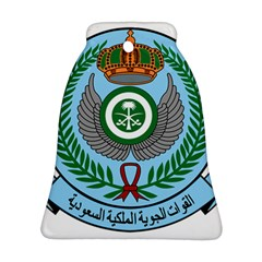 Emblem Of The Royal Saudi Air Force  Ornament (Bell)