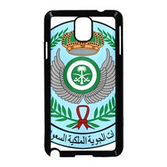 Emblem Of The Royal Saudi Air Force  Samsung Galaxy Note 3 Neo Hardshell Case (black)