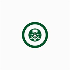 Roundel Of The Royal Saudi Air Force Collage Prints
