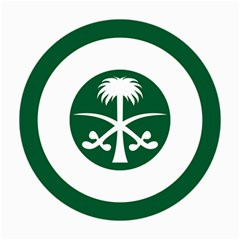 Roundel Of The Royal Saudi Air Force Canvas 16  X 16