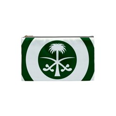 Roundel Of The Royal Saudi Air Force Cosmetic Bag (Small)