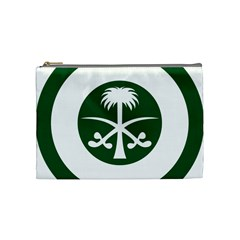 Roundel Of The Royal Saudi Air Force Cosmetic Bag (Medium)