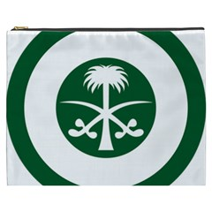 Roundel Of The Royal Saudi Air Force Cosmetic Bag (XXXL)