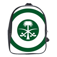 Roundel Of The Royal Saudi Air Force School Bags (XL)