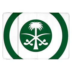 Roundel Of The Royal Saudi Air Force Samsung Galaxy Tab 8.9  P7300 Flip Case