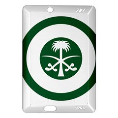 Roundel Of The Royal Saudi Air Force Amazon Kindle Fire HD (2013) Hardshell Case