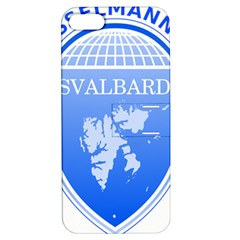 Coat Of Arms Of Svalbard Apple iPhone 5 Hardshell Case with Stand