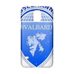 Coat Of Arms Of Svalbard Samsung Galaxy S5 Hardshell Case