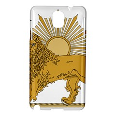 National Emblem Of Iran, Provisional Government Of Iran, 1979 1980 Samsung Galaxy Note 3 N9005 Hardshell Case