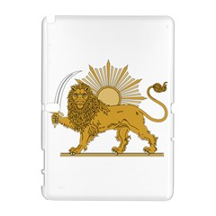 National Emblem Of Iran, Provisional Government Of Iran, 1979 1980 Samsung Galaxy Note 10.1 (P600) Hardshell Case