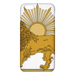 National Emblem Of Iran, Provisional Government Of Iran, 1979 1980 iPhone 6 Plus/6S Plus TPU Case