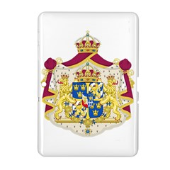 Greater Coat Of Arms Of Sweden  Samsung Galaxy Tab 2 (10.1 ) P5100 Hardshell Case