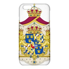 Greater Coat Of Arms Of Sweden  iPhone 6/6S TPU Case