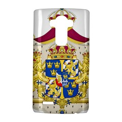 Greater Coat Of Arms Of Sweden  Lg G4 Hardshell Case