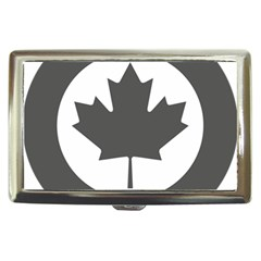 Low Visibility Roundel Of The Royal Canadian Air Force Cigarette Money Cases