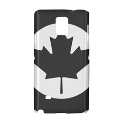 Low Visibility Roundel Of The Royal Canadian Air Force Samsung Galaxy Note 4 Hardshell Case