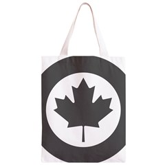 Low Visibility Roundel Of The Royal Canadian Air Force Classic Light Tote Bag