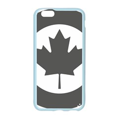 Low Visibility Roundel Of The Royal Canadian Air Force Apple Seamless iPhone 6/6S Case (Color)