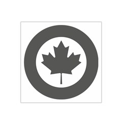 Low Visibility Roundel Of The Royal Canadian Air Force Satin Bandana Scarf