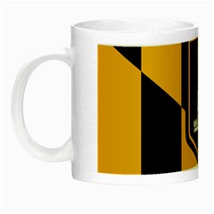 Flag Of Baltimore Night Luminous Mugs